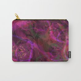 Fuschia Infusion Carry-All Pouch