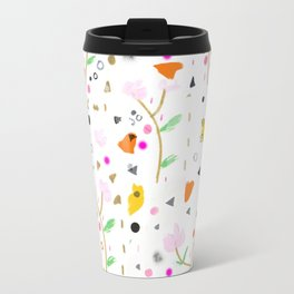 Locura Floral Travel Mug