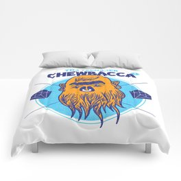 Hipster Chewie Comforters
