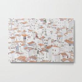 Mediterranean journey-Portugal Metal Print