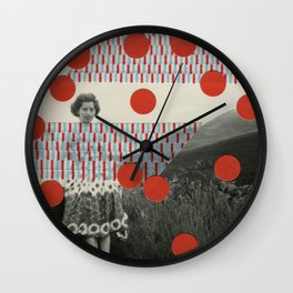 Hot Chili Wall Clock