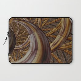 Harvest horn Laptop Sleeve