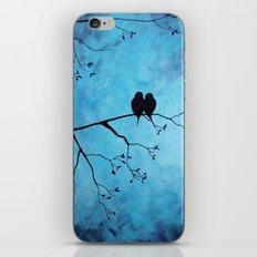 In The Moon Light iPhone & iPod Skin