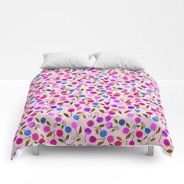 cherry-berrie jumble ... Comforters