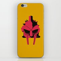 gladiator iPhone & iPod Skins featuring Gladiator by FilmsQuiz