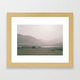 Niceolation Framed Art Print