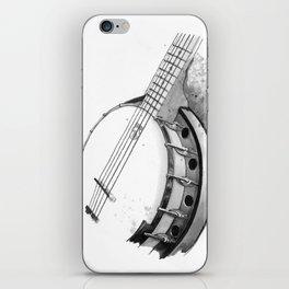 Banjo iPhone Skin
