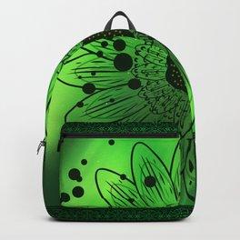 Flor de saturno !!! Backpack