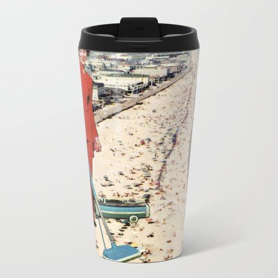 Dry Cleaning Metal Travel Mug