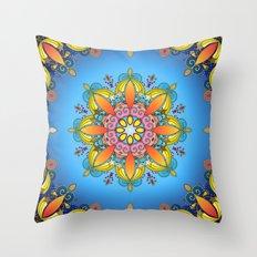Just Joy Throw Pillow