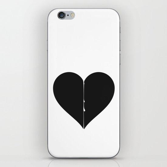 Love hurts iPhone & iPod Skin