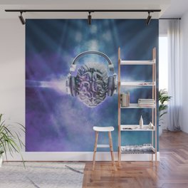 Cognitive Discology Wall Mural