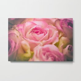 Flower Photography by Andrea Riedel Metal Print