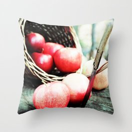Where's Red (1) Throw Pillow