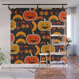 My funny and cute Halloween Wall Mural