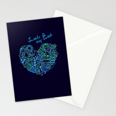Heartfilled Stationery Cards