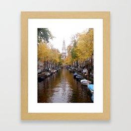 Amsterdam  Framed Art Print
