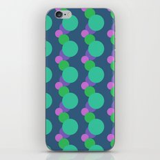 bubble me up iPhone & iPod Skin