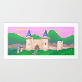 Artisans Home Art Print