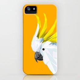 The Cockatoo iPhone Case