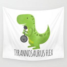 Tyrannosaurus Flex Wall Tapestry