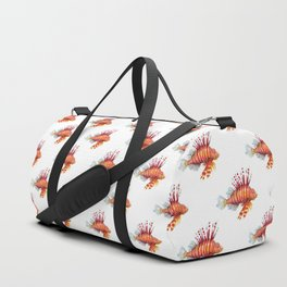 Firefish - lion fish Duffle Bag