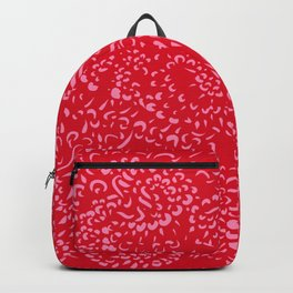 Flower Mazing #5 Backpack