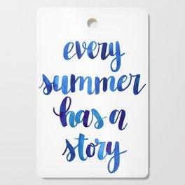 Every summer Cutting Board