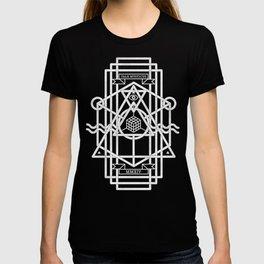 FALX MYSTICUS Black T-shirt
