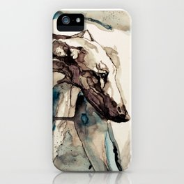 Out of the Dust iPhone Case