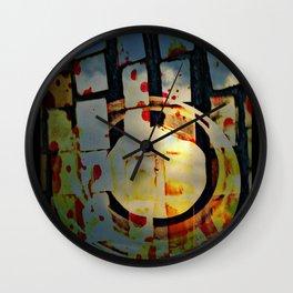 Mayan series 5 Wall Clock