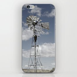 VINTAGE WINDMILL iPhone Skin
