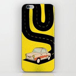 Road Hog iPhone Skin