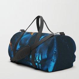 Look Like Zombie Girls, UV Colors Duffle Bag