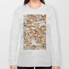 Oatmeal Long Sleeve T-shirt