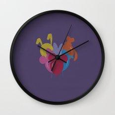 Disney Ballons Parade Wall Clock