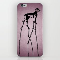 SalvaDog Dalí iPhone & iPod Skin