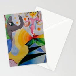 The Fairytale that never ends (part3) Stationery Cards