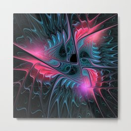 flamedreams -15- Metal Print