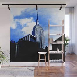 Empire State Building in New York City Wall Mural