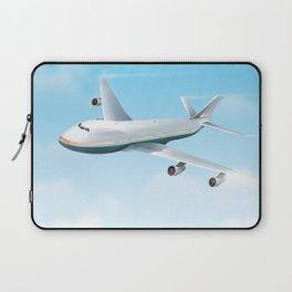 Commercial Airliner Laptop Sleeve