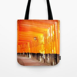 FUSHIMI INARI SHRINE Tote Bag