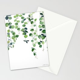 Eucalyptus Watercolor 2  Stationery Cards