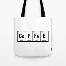 c.o.f.f.e.e Tote Bag