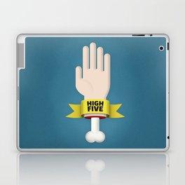 Spooky High Five Laptop & iPad Skin