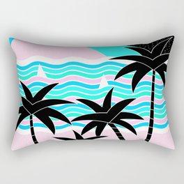 Hello Islands - Starry Waves Rectangular Pillow