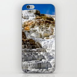 Yellowstone Salt Flat iPhone Skin