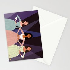 The Schuyler Sisters Stationery Cards