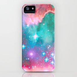 Pastel Galaxy iPhone Case