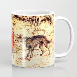 Litte Red Riding Hood Coffee Mug